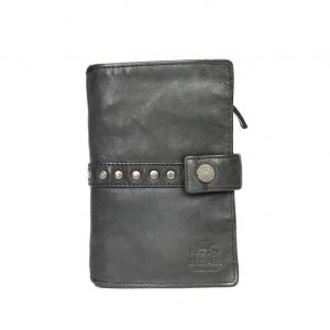 fcc294d9c97 ... Bear Design Dames portemonnee 'Studs' - zwart CL 15087 ...